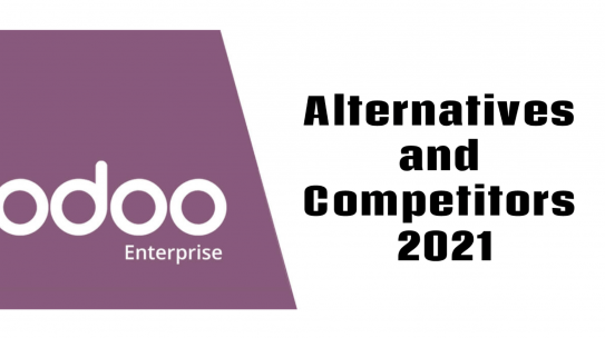 Best Odoo Alternatives and Competitors in 2021