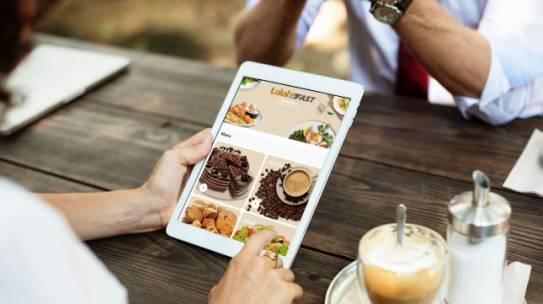 Digital Menu Increasing Restaurant Revenue and Empowering Brand